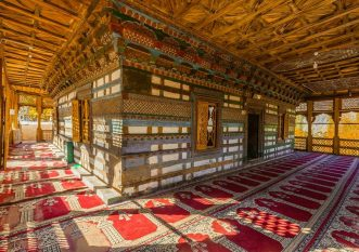 xhaqchan masjid